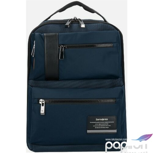 Samsonite laptopháti 17,3 openroad 28x37x13 0,8kg 11L backpack slim 108383/1820 kék