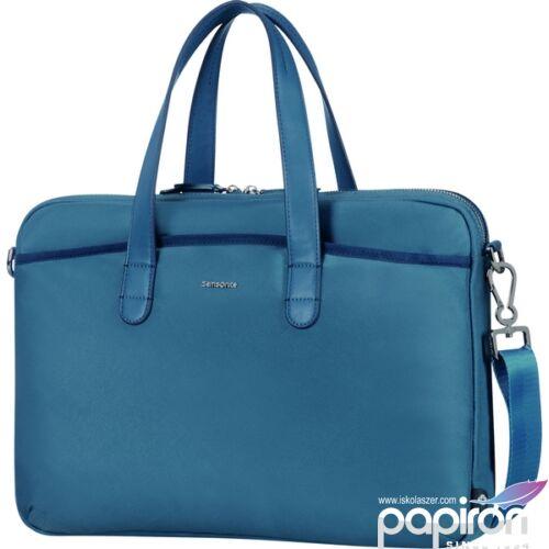 Samsonite laptoptáska 15,6 Nő Nefti 40,5x27x10,5 0,5kg 88200/6231 kék/sötétkék női