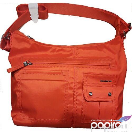 Samsonite válltáska női S City Road 96Vx009 Hobo bag S 62939/1641 - Orange