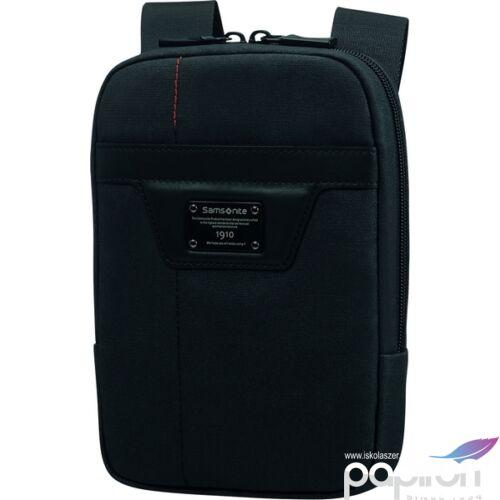 Samsonite oldaltáska ZENITH 16,5x23x5,5 0,3kg 1,8L 87471/1041 fekete