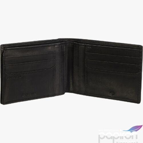 Samsonite pénztárca férfi bőr Oleo SLG b 7cc+hfl+w+comp+c 110784/1041 fekete