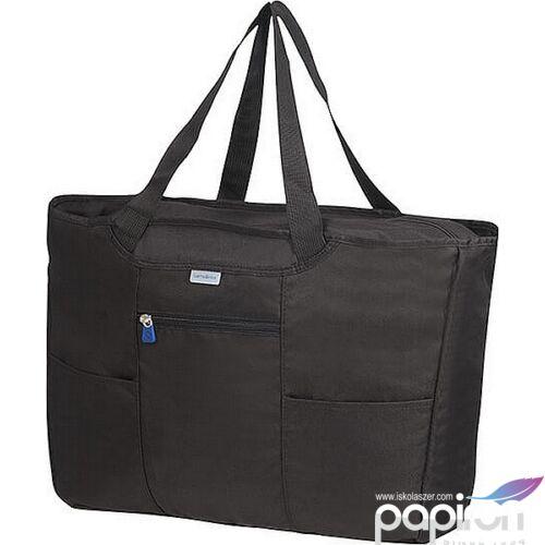 Samsonite válltáska foldable shopping 121268/1041 Fekete