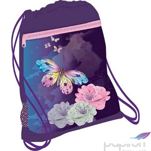 Tornazsák Belmil 20' My Butterfly 336-91 43x45cm hálós sportzsák Gym Bag