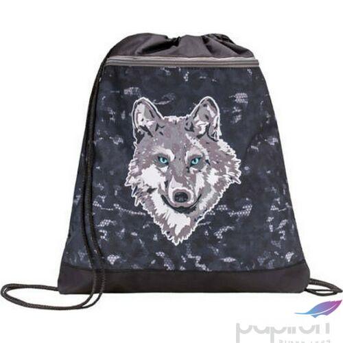 Tornazsák Belmil 20' Compact Wolf farkasos, 336-91 43x45cm hálós sportzsák Gym Bag