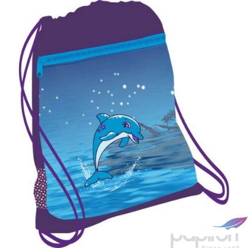 Tornazsák Belmil 21' Compact Dolphin 336-91 43x45cm hálós sportzsák Gym Bag