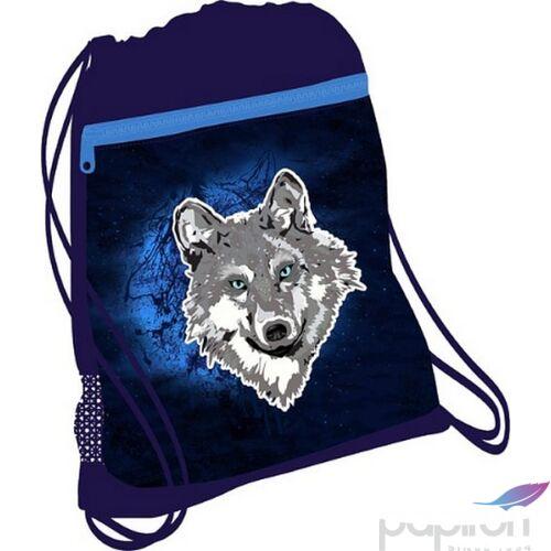 Tornazsák Belmil 21' Sporty Mountain Wolf farkasos 336-91 43x45cm hálós sportzsák Gym Bag