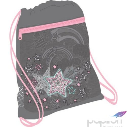Tornazsák Belmil 21' Cool Bag Shine Like a Star 336-91 43x45cm hálós sportzsák Gym Bag