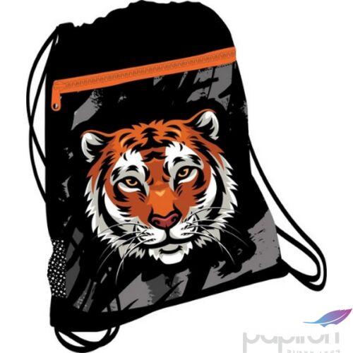 Tornazsák Belmil 21' Classy Wild Tiger tigrises, 336-91 43x45cm hálós sportzsák Gym Bag
