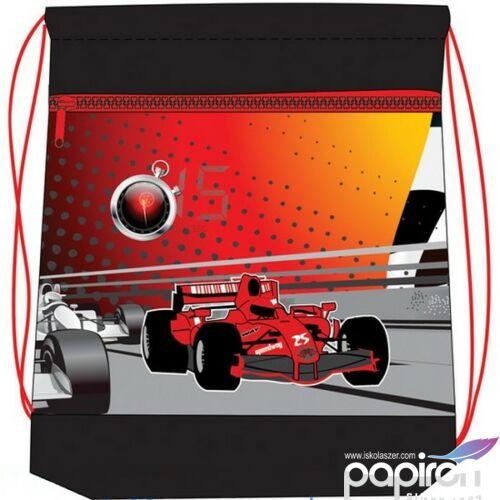 Tornazsák Belmil CRAZY RACE autós 336-91 43x45cm hálós sportzsák Gym Bag