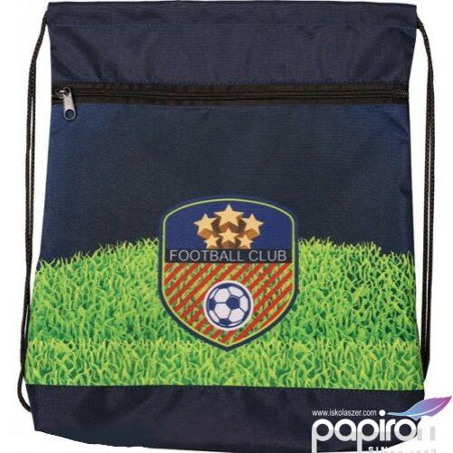 Tornazsák Belmil Football CLUB focis fiús 336-91 43x45cm hálós sportzsák Gym Bag