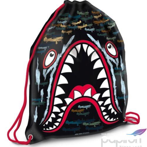 Tornazsák Ars Una sportzsák Flying Shark - Cápa 20' prémium minőségű kollekció
