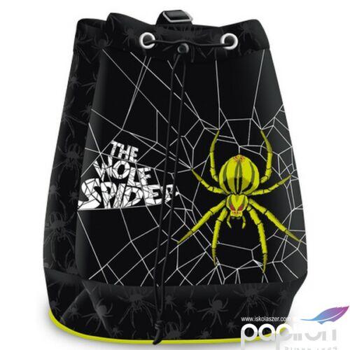 Tornazsák Ars Una sportzsák Farkas pók The Wolf Spider 18' prémium minőségű kollekció