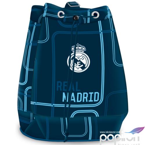 Tornazsák Ars Una sportzsák Real Madrid, Real foci 18' prémium minőségű kollekció